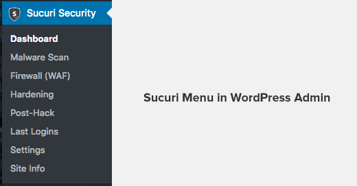 Sucuri WordPress security plugin