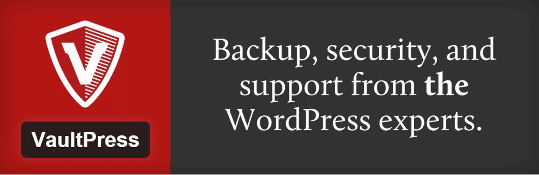 VaultPress wordpress security plugin