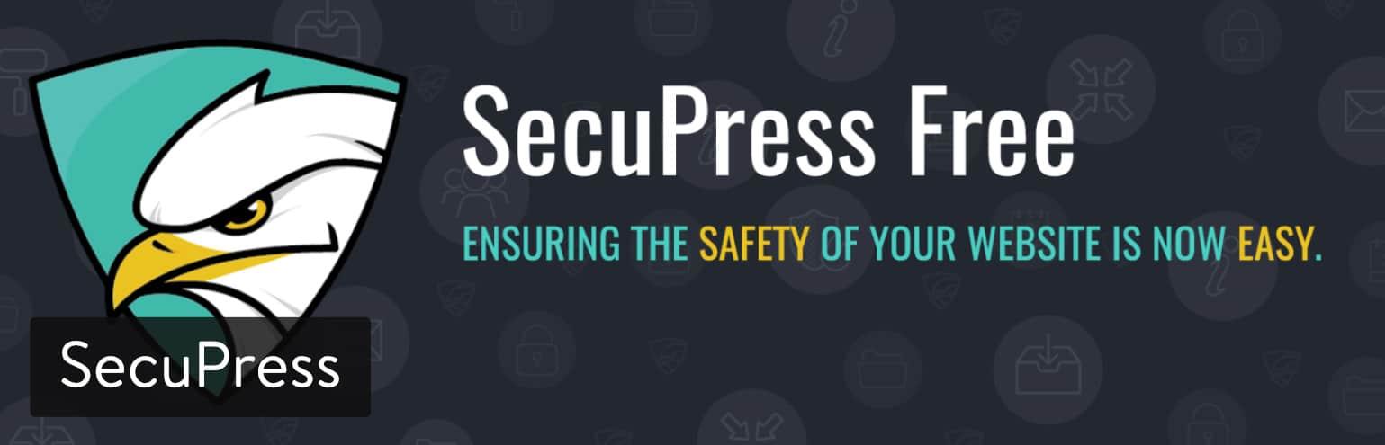 secupress-wordpress security plugin