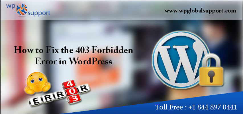 Fix: 403 Forbidden Error in WordPress On Your Own- [Best Guide]