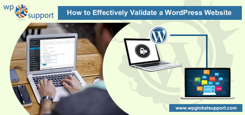 How to Effectively Validate a WordPress Website