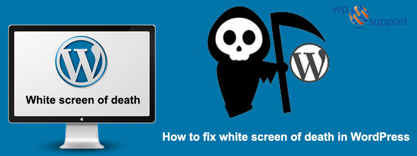 How to fix white screen of death in WordPress?