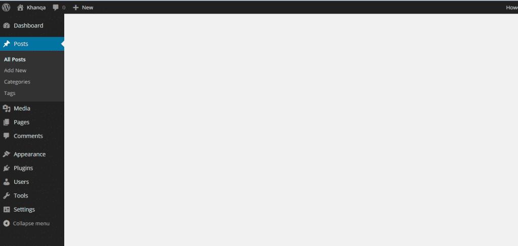 Steps to fix WordPress admin login page blank