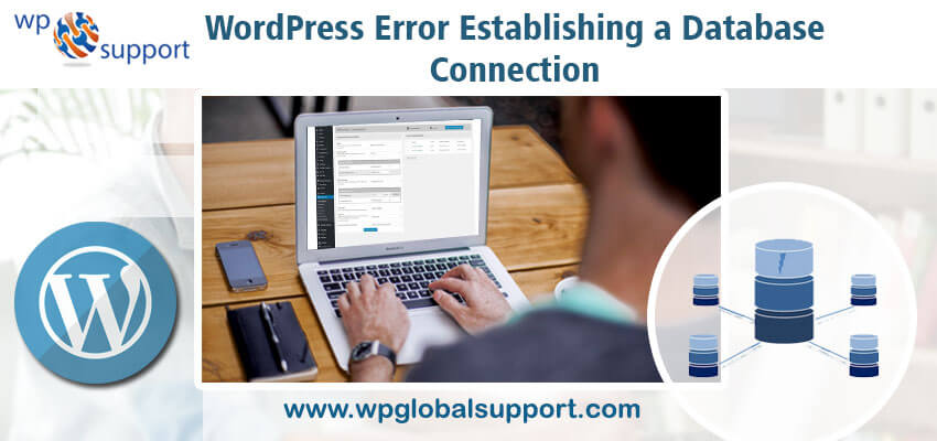 WordPress Error Establishing a Database Connection