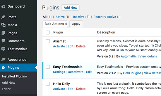 How WordPress Plugins work?