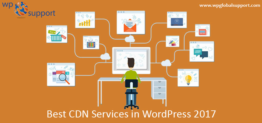 Best CDN Services in WordPress 2017