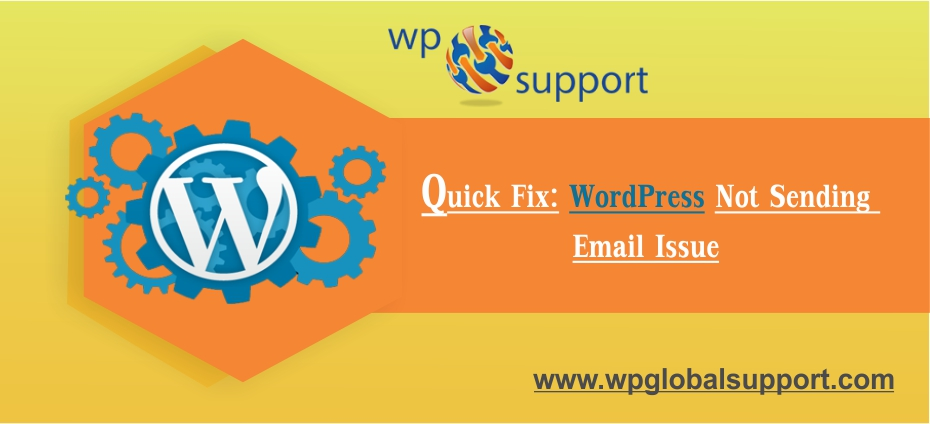 Quick Fix: WordPress Not Sending Email Issue