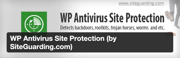 WP antivirus site protection