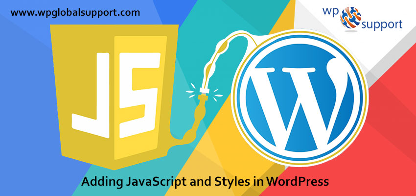 Adding JavaScript and Styles in WordPress