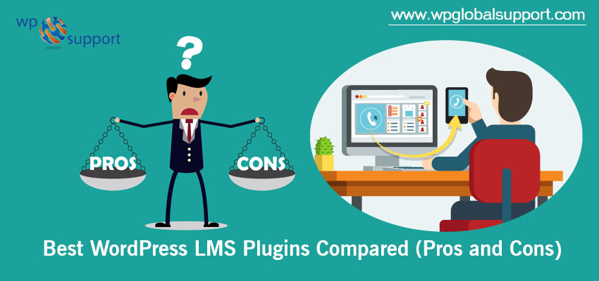 Best WordPress LMS Plugins Compared (Pros and Cons)