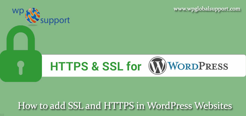How to add SSL and HTTPS in WordPress Websites