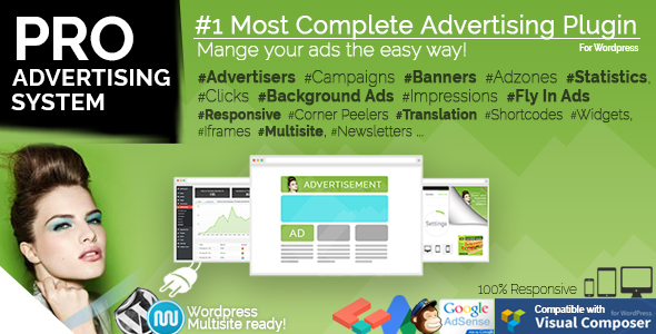 WP PRO advertising management plugin
