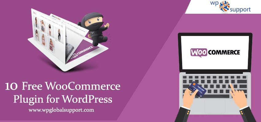 10 Free WooCommerce Plugin for WordPress