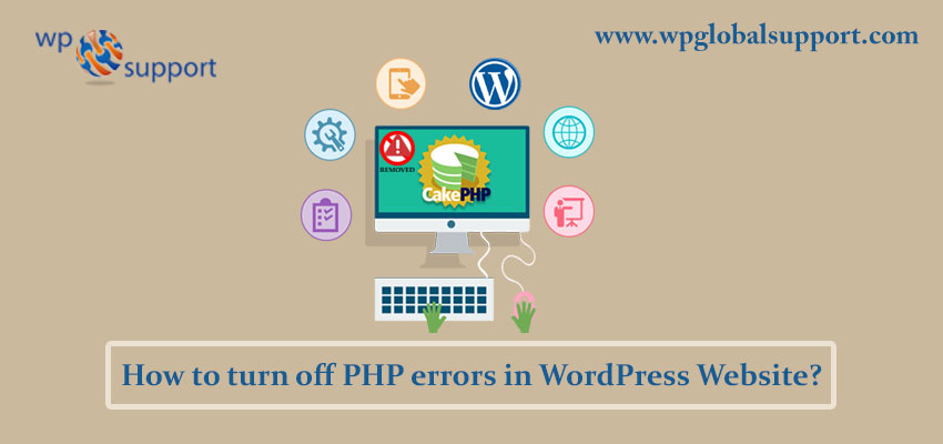 How to turn off PHP errors in WordPress Website?
