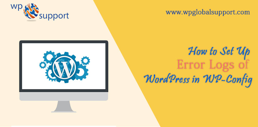How to Set Up Error Logs of WordPress in WP-Config
