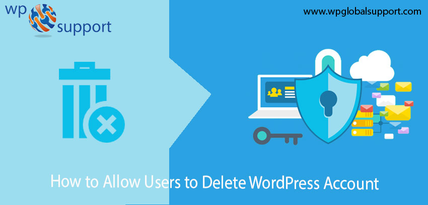 How to Allow Users to Delete WordPress Account