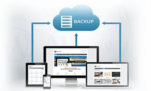 WordPress backup and restore Services