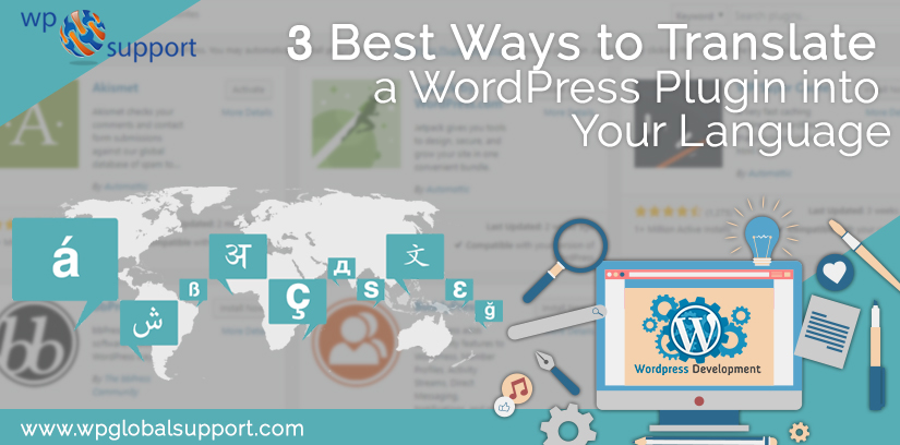 3 Best Ways to Translate a WordPress Plugin into Your Language
