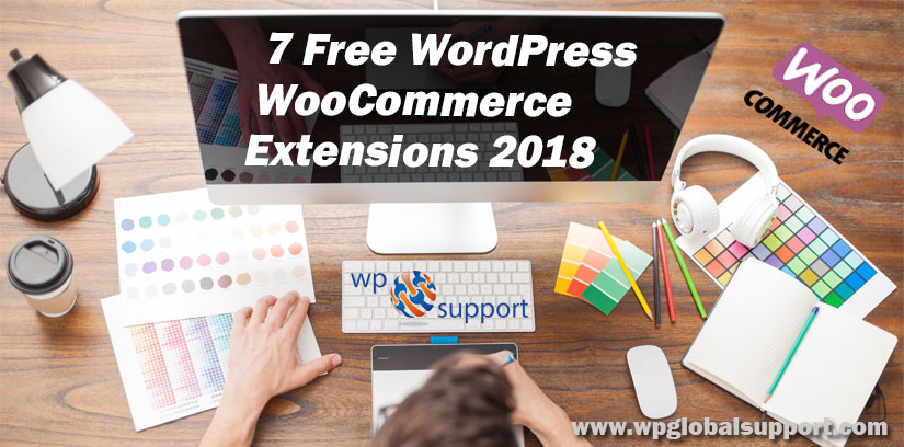 7 Free WordPress WooCommerce Extensions 2018