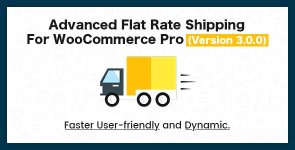 advance flat rate shipping