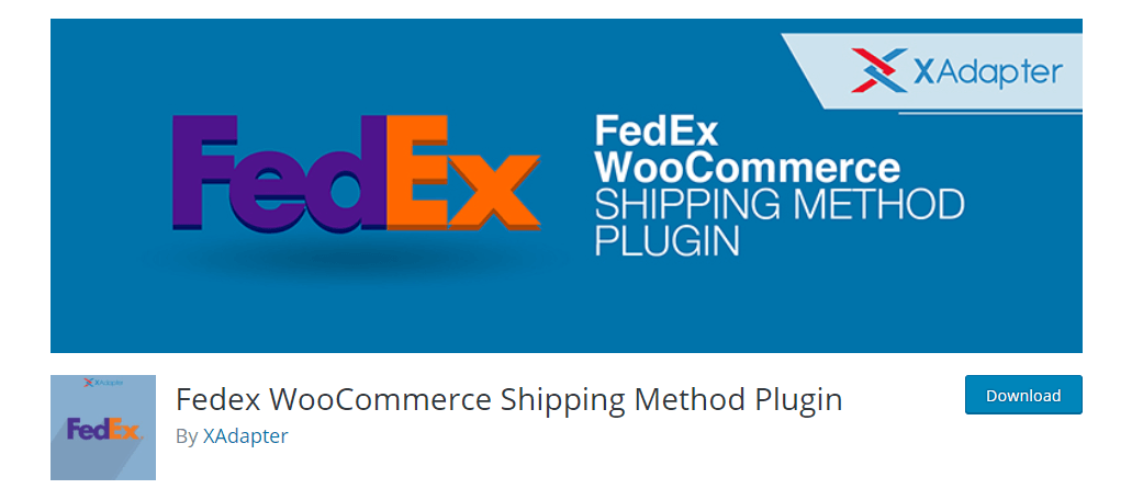 FedEx Shipping Plugin with Print Label