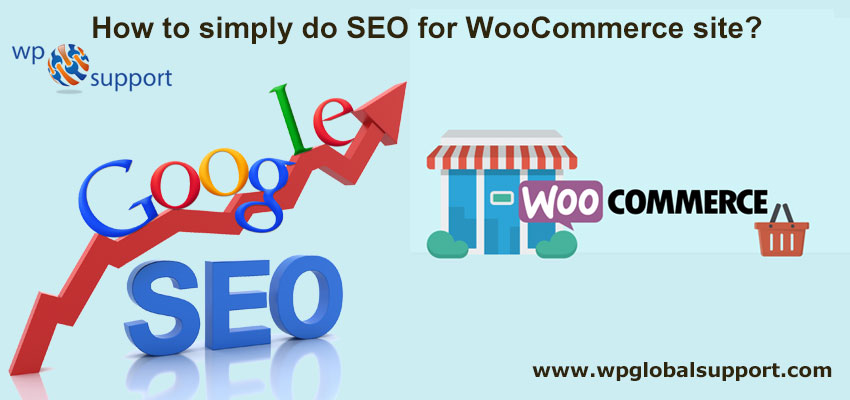 How to simply do SEO for WooCommerce site?