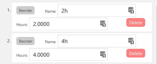 Kanban Boards for WordPress Plugin Settings Estimates