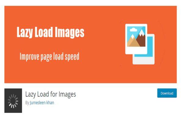 Lazy Load Imazes WordPress Plugin