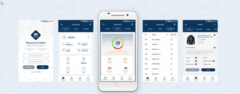 StorePep Mobile App
