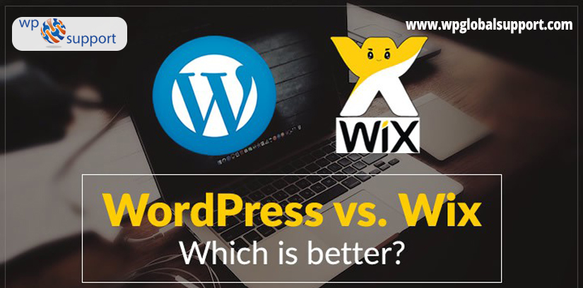 Wix vs WordPress – (Which one is better for you?)