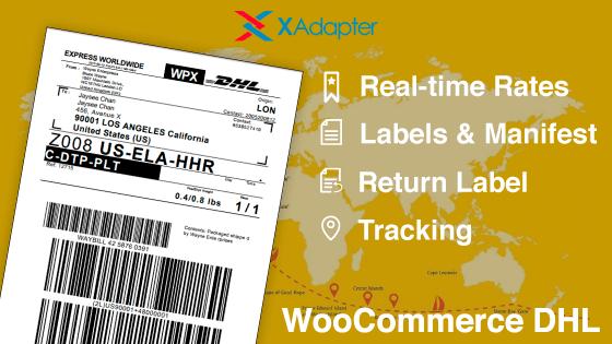 WooCommerce DHL Express / eCommerce / Paket