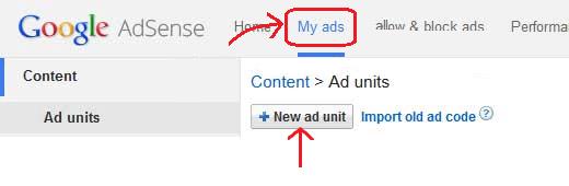 AdSense created