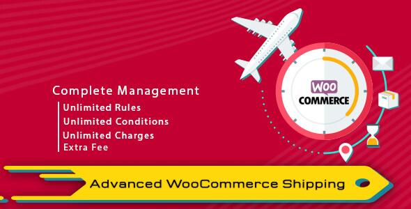 Advanced WooCommerce Shipping Plugin