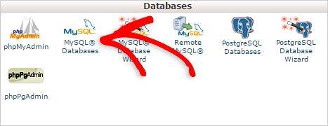 my SQL databases