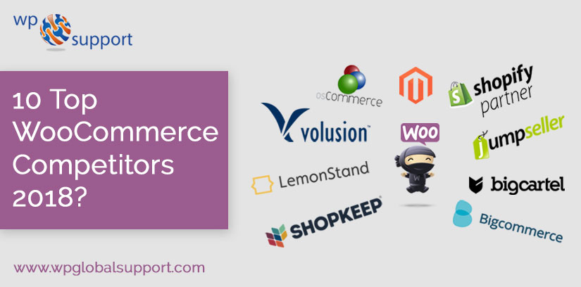 10 Top WooCommerce Competitors 2018?- [The Ultimate Competitors]