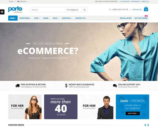 WooCommerce designing
