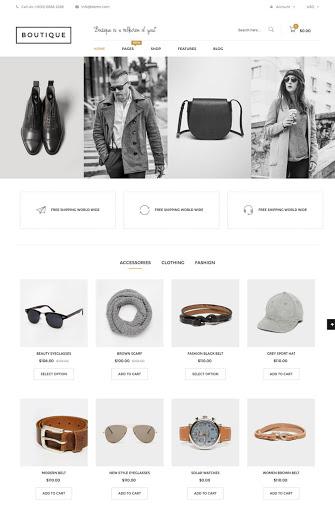 Shopify - Designing