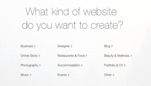 Purpose of Website(Wix)