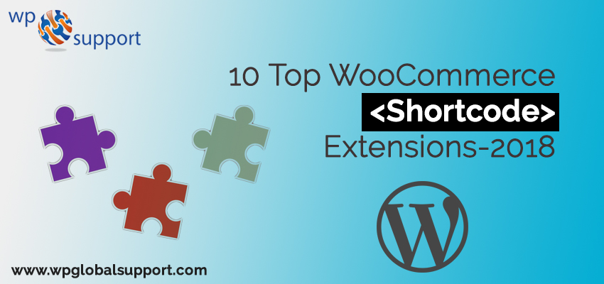 10 Top WooCommerce Shortcode Extensions-2018