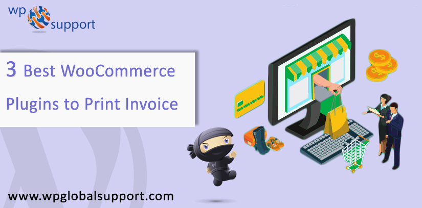 Best WooCommerce Plugins To Print Invoice StepByStep - Woocommerce invoice system