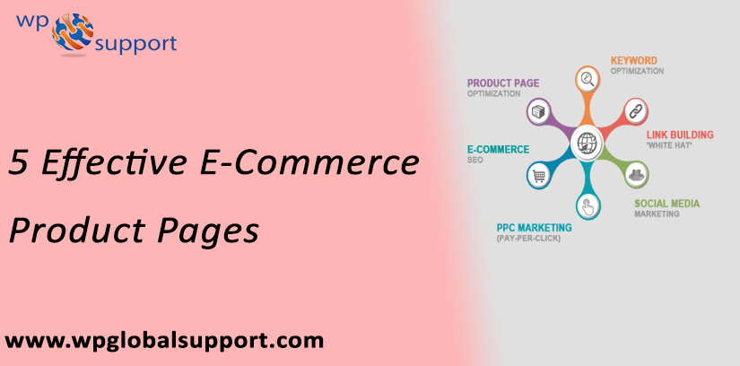 5 Effective E-Commerce Product Pages