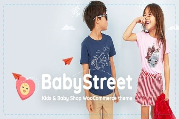babystreet WP Woo-commerce theme