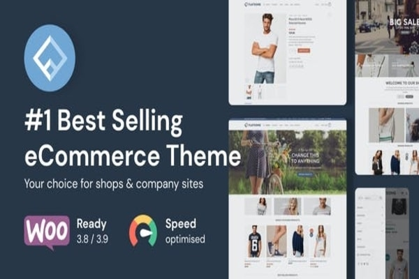 Flatsome Woo-commerce WordPress theme