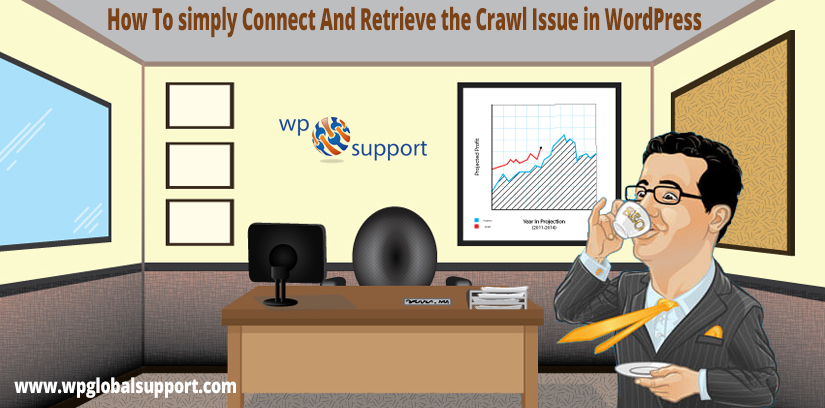 How To simply Connect And Retrieve the Crawl Issue in WordPress