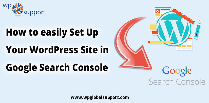 How to easily Set Up Your WordPress Site in Google Search Console