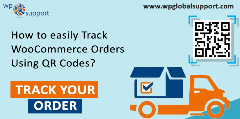 How to easily Track WooCommerce Orders Using QR Codes?