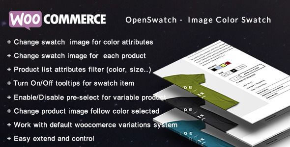 Openswatch woocommerce plugin
