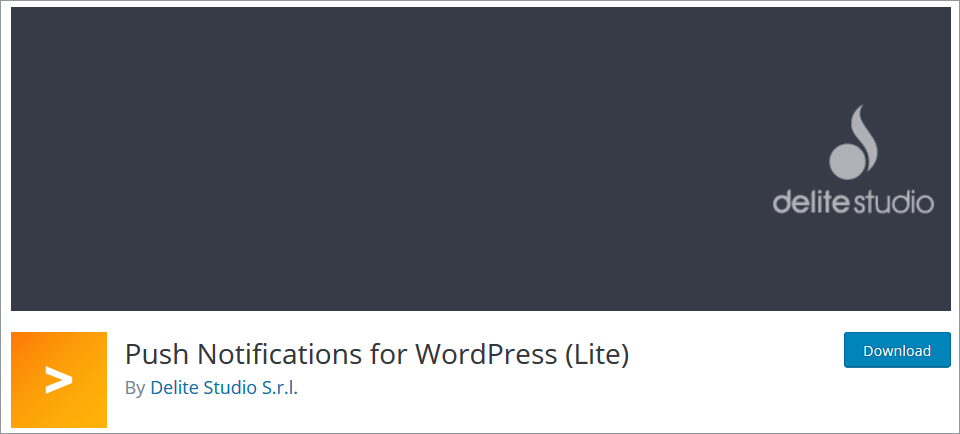 Push Notifications for WordPress Lite