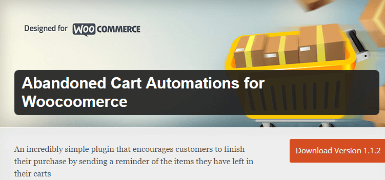 Abandoned Cart Automations for WooCommerce