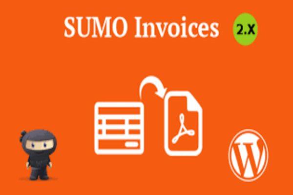 Sumo Invoices plugin